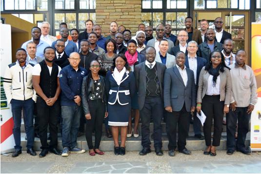 Namibia Workshop Soltrain