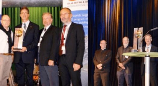 IEA SHC Award