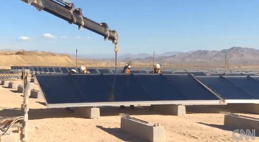 27.5 MW Provide Heat for Copper Mine in Chile