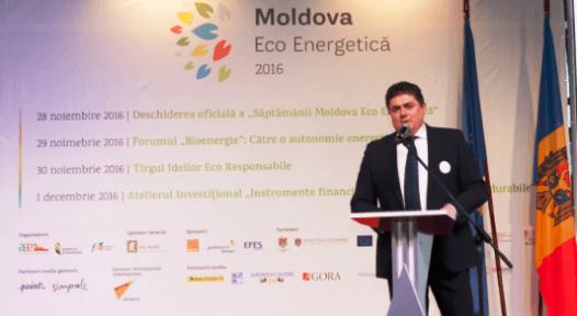 Moldova Award Ceremony