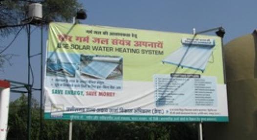 India: Huge Effect of Print Media Publicity on Market Development