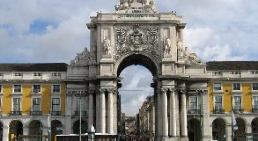 Portugal: Huge Solar Potential in Lisbon's Historical Downtown