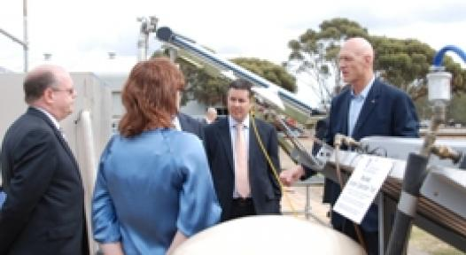 Australia's Push for Solar Hot Water