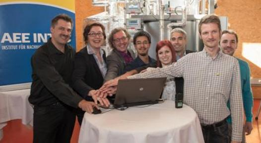 Austria: Promising Results from Test Facility with Solid Zeolite Storage Tank