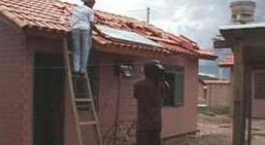 Brazil: Lessons learned in Social Housing Projects with Solar Systems (2005)