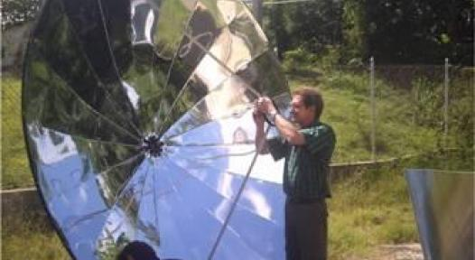Cuba: 15 Years GERA Solar Thermal R&D and Testing