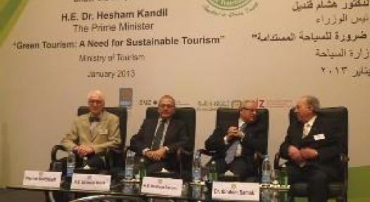 Egypt Starts Green Tourism Initiative with Hotel Solar Obligation
