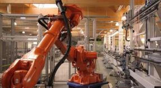 Austria: Fully automated Bending Machine at Greenonetec
