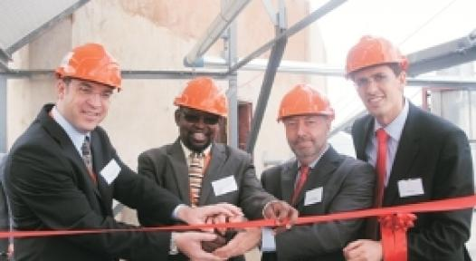 South Africa: Three partners – one Solar Project