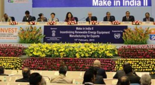 RE-Invest Establishes India as New Global Renewable Hub