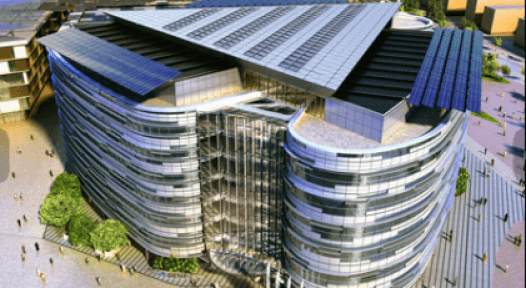 Abu Dhabi: IRENA´s Headquarters Become First 4 Pearl Office Building