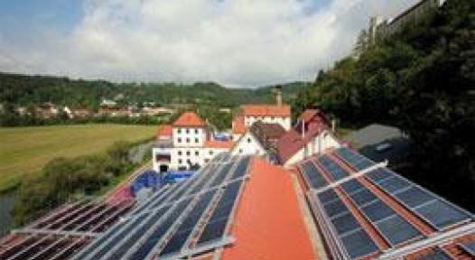 """Solar Process Heat: """"Higher Yield than in Domestic Applications"""""""