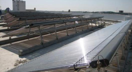 Dubai: Solar-cooled, 6,000 m2 Office Building