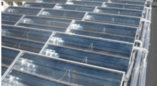 Sweden: Feeding Solar Heat into the Grid