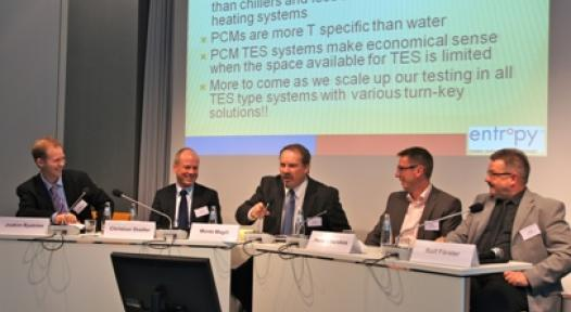 "SMEThermal 2014: ""The challenge is the energy storage"""
