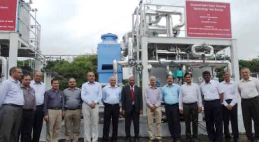 India: Portable Kit Allows Testing Bulky Concentrating Collectors Onsite