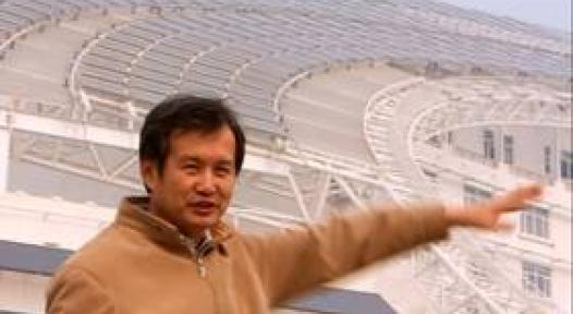 China: Huang Ming receives Right Livelihood Award