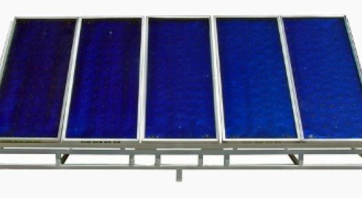 Switzerland: Flat Plate Solar Thermal Collector Manufacturer Relies on Vacuum Technology
