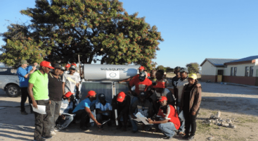 Namibia: Solar Water Heaters as Demand-Side Measure