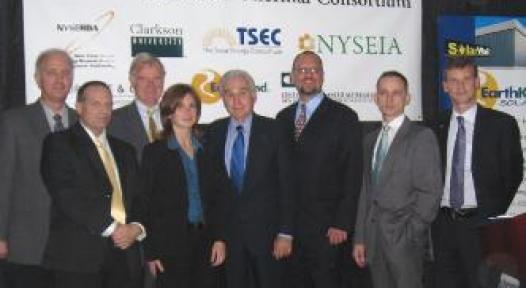 Solar Thermal Roadmap for New York State