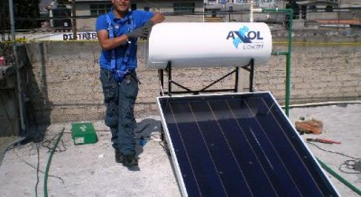 Mexico: 400 Installers Certified under New Labour Competency Standards