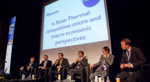 """Estec 2011: """"We need incentive tariffs for solar thermal"""""""