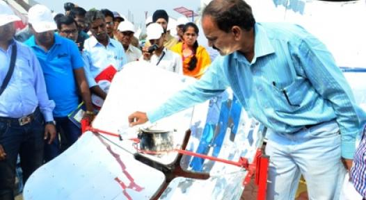 India: PRINCE Offers Solar Cooking Workshops for New Entrepreneurs