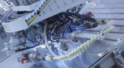 Austria: Bending and Laser Welding in One Production Step