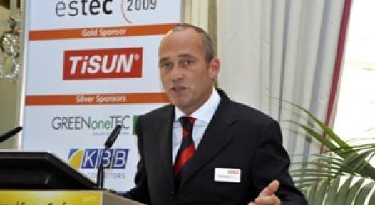 Europe: Robin Welling new President of ESTIF