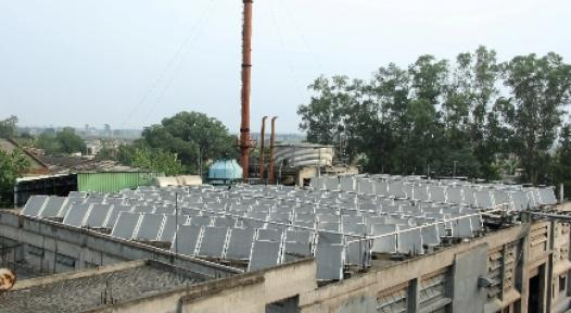 India: Solar Process Heat with less than 18-Month Payback Period