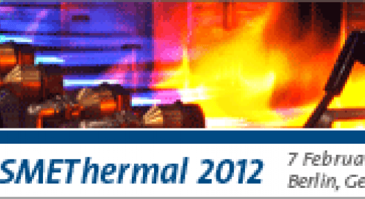 Germany: Cost reduction, labeling and new materials are topics of SMEThermal 2012