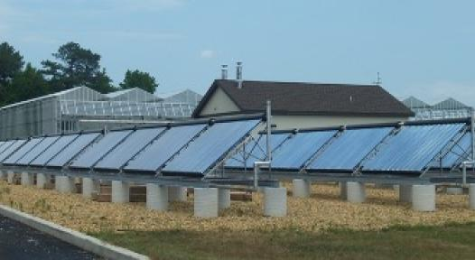 USA: Solar Energy Dries Biosolids in Wastewater Treatment Facility