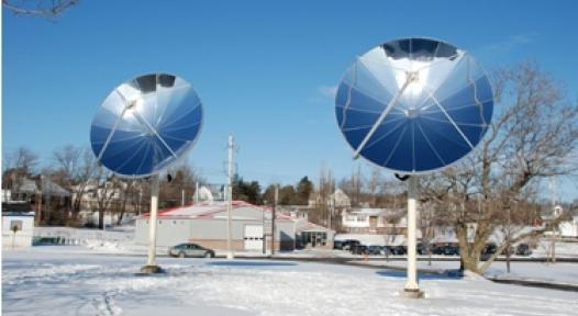 Canada: Solarbeam replaces up to 15 Flat Plate Collectors