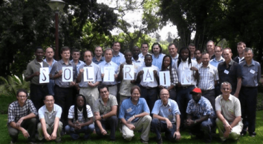 SOLTRAIN: Solar Thermal Training in South Africa