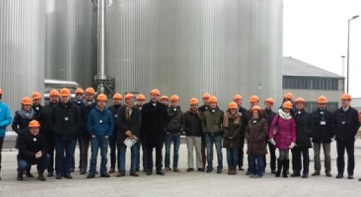 Austria: Task 42 Meeting on Compact Thermal Energy Storage Systems