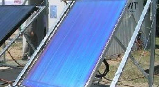 Albania: Solar Water Heaters Project increases Market Size (2008)