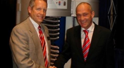 USA: Strategic Partnership between Tank and Collector Manufacturer