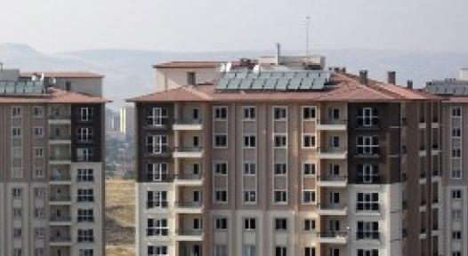 Turkey: Solar Hot Water Systems supply 20,000 low-income Family Flats