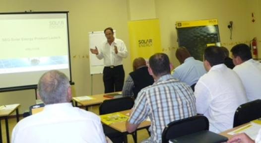 South Africa: SEG Solar Energy Offers Training and Marketing Support to Suppliers and Plumbers