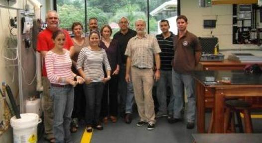 Costa Rica: Training Course at Earth University