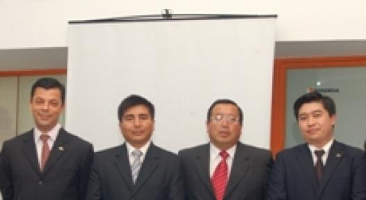Peru and Chile: Transsen's Expansion Strategy