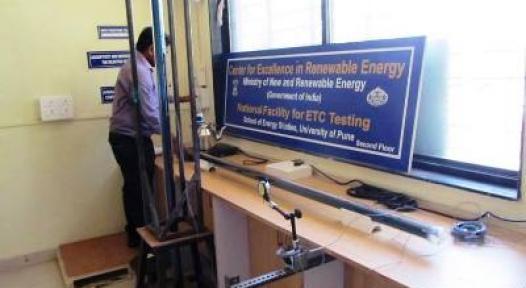 India: First Vacuum Tube Testing Centre Established