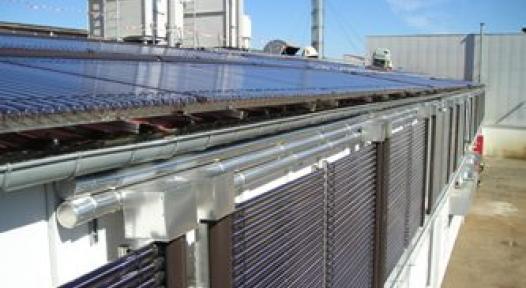 France: Process Heat Application at Viessmann's Faulquemont Factory