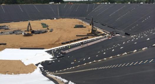 Denmark: 37 MW Field with 203,000 m³ Storage Underway