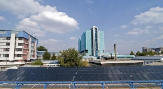 Slovak Aid supports Installations of larger Solar Thermal Systems across Region