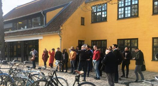 Reducing energy consumption in historic buildings