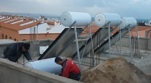"""IEA SHC workshop to create """"Smart Solar Water Heating for 2030"""" research platform"""