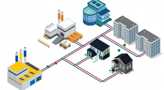 Support for renewable district heating in Slovenia