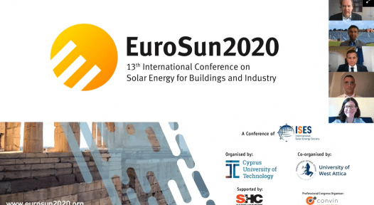 Strong European research network meets at Eurosun