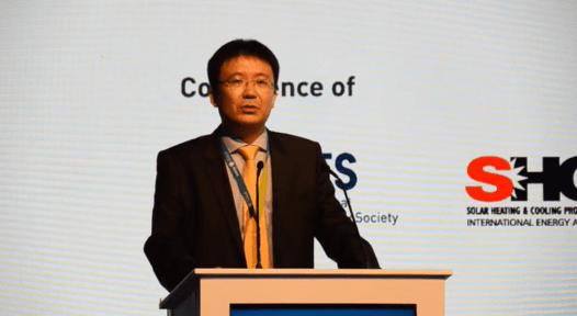 China's future role in the IEA SHC Programme